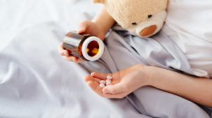 antibióticos em pediatria