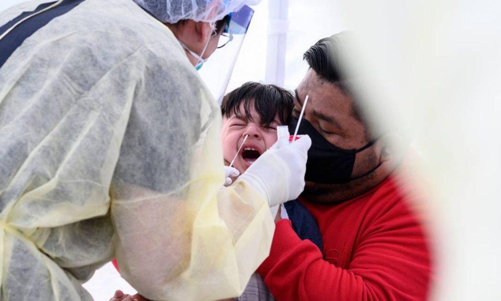 testes de coronavírus